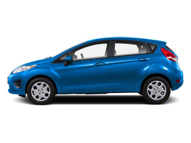 2012 Ford Fiesta Se Hatchback W Automatic Amp All Power