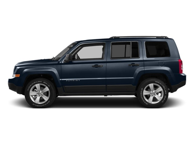 2015 Jeep Patriot High Altitude 2wd W Moonroof Amp Leather