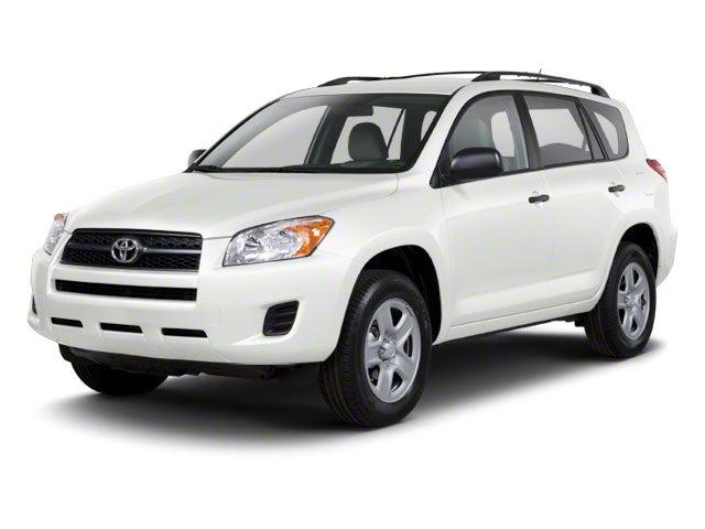 2011 Toyota Rav4 4wd Limited Edition W Navigation