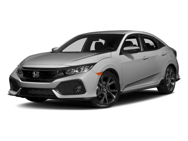 2017 Honda Civic Hatchback Sport Middleburg Heights Oh