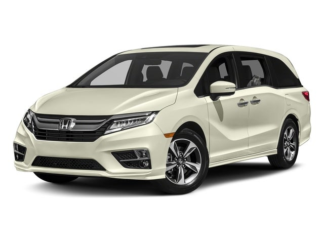 2018 Honda Odyssey Touring Middleburg Heights Oh