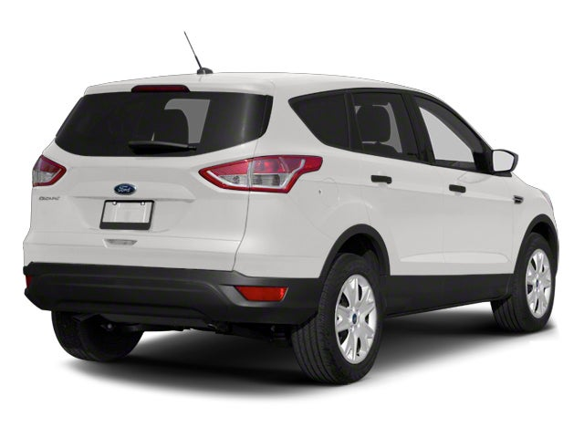 2013 Ford Escape 2wd Se Edition W Automatic Amp Alloys