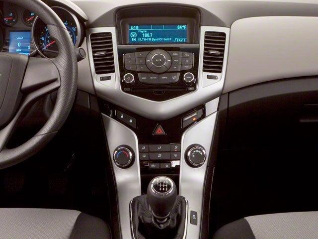 2011 Chevrolet Cruze Lt Sedan W Alloys Amp Bluetooth