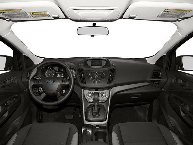 2013 Ford Escape 2wd Se Edition W Automatic Amp Alloys