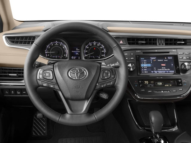 2017 Toyota Avalon Limited Middleburg Heights Oh Cleveland North Olmsted Elyria Ohio