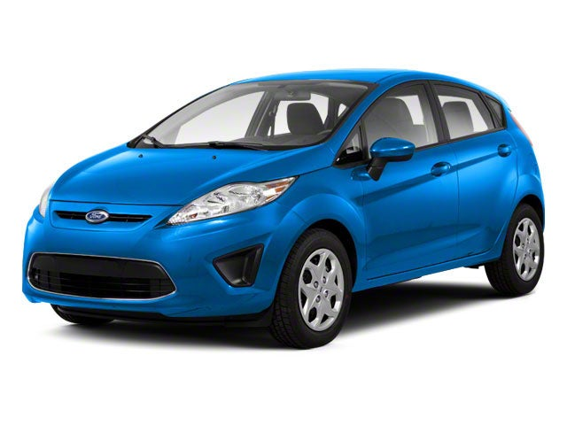 2012 ford fiesta se hatchback w automatic all power. Black Bedroom Furniture Sets. Home Design Ideas