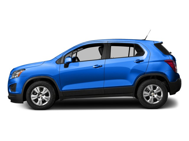2016 Chevrolet Trax Ls Middleburg Heights Oh Cleveland