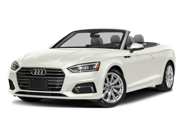 2018 Audi A5 Cabriolet Premium Plus In Middleburg Heights Oh Sunnyside Auto Group