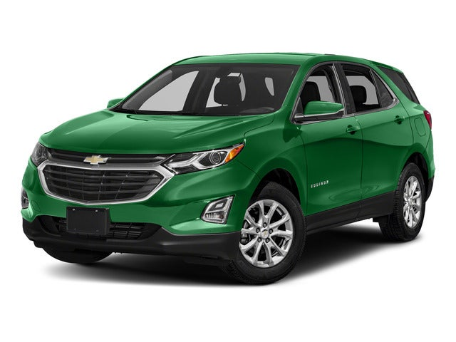 2018 Chevrolet Equinox Lt Middleburg Heights Oh