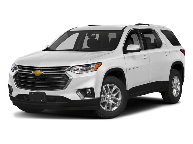 2018 Chevrolet Traverse Premier Middleburg Heights Oh