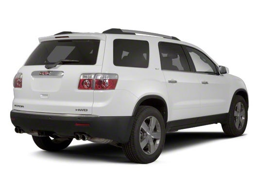 2011 gmc acadia navigation system manual