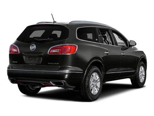 2016 Buick Enclave Premium Group AWD 7-Pass w/ MOONROOF, NAV, DVD & LEATHER