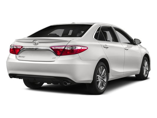 2016 Toyota Camry Se Edition W Alloys Moonroof Low Miles