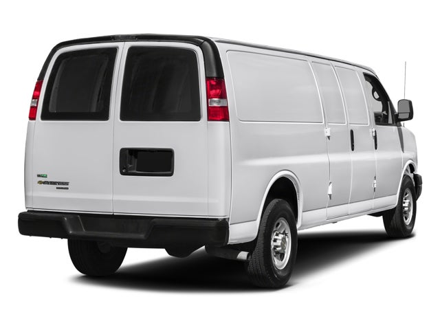 2017 Chevrolet Express Cargo Van Middleburg Heights Oh