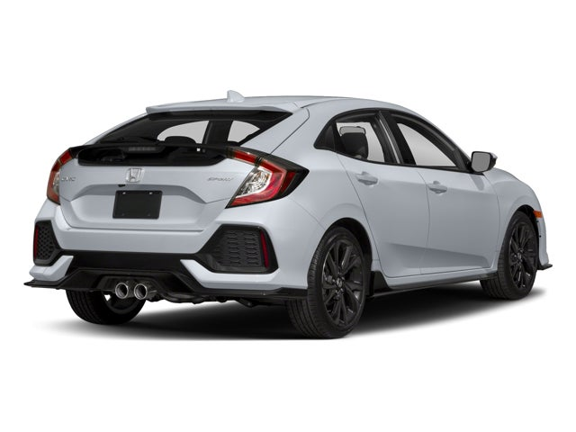 2018 Honda Civic Hatchback Sport Middleburg Heights Oh