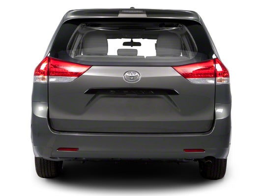 2012 toyota sienna factory service manual