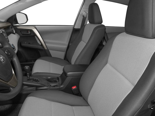 2017 Toyota Rav4 Xle Awd W Low Miles Alloys Moonroof Certified In