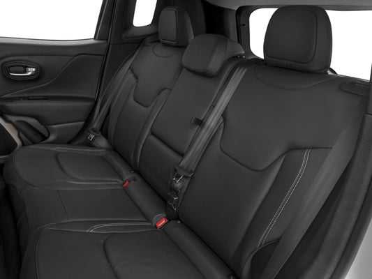 Jeep Renegade Seat Covers >> 2016 Jeep Renegade Limited Leather Heated Seats Remote Start