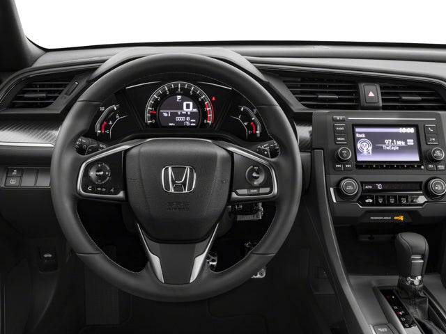 2018 Honda Civic Hatchback Sport In Middleburg Heights Oh Sunnyside Auto Group