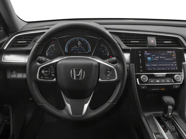 2018 Honda Civic Sedan EX L In Middleburg Heights, OH   Sunnyside Auto Group