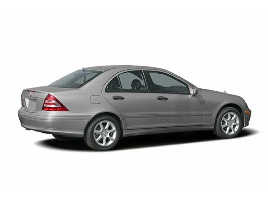 2006 Mercedes-Benz C 280 Luxury 4MATIC® w/ LEATHER & MOONROOF
