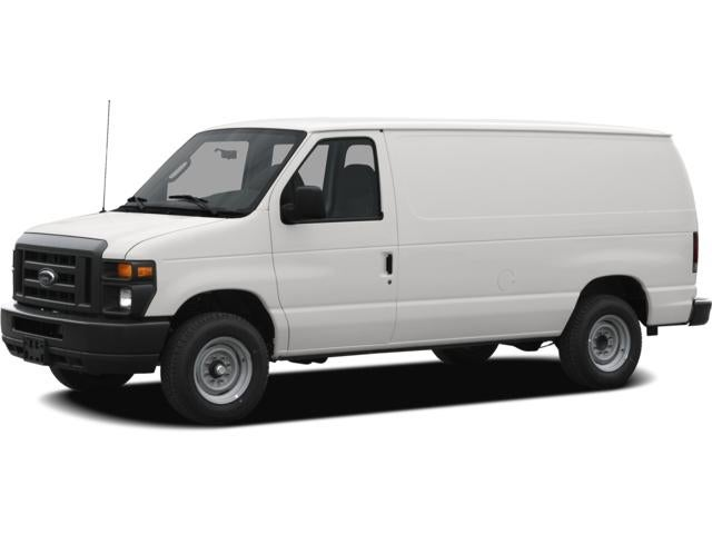 2008 Ford Econoline Cargo Van Middleburg Heights Oh