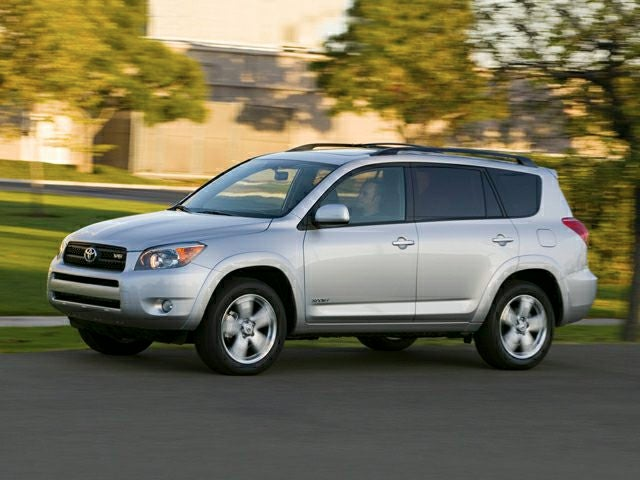 2007 Toyota RAV4 2WD W/ ABS Brakes, SIDE Airbags U0026 STABILITY Contro In  Middleburg